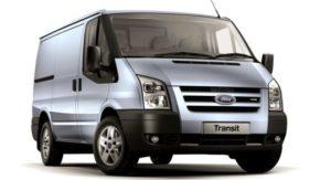 Ford Transit pakettiauto